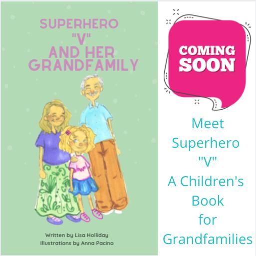 COMING SOON: Superhero V And Her Grandfamily